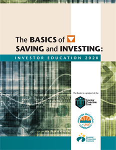 Free Basics of Saving and Investing Teaching Guide